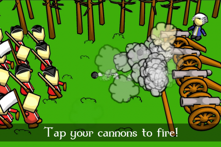 Cannon Tap shoots its way to Google Play...